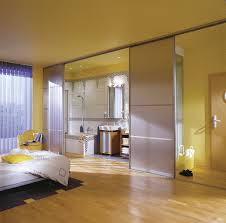 bathroom partition ideas sliding door room dividers ideas