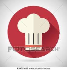 icone cuisine clipart chef cuisinier symbole toque cuisine nourriture