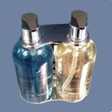 Hotel Style Soap Dispenser Bottle Holder For Molton Brown Etc - Bathroom liquid soap dispenser