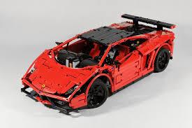 lego lamborghini aventador for sale lego moc 3918 lamborghini gallardo trofeo stradale technic
