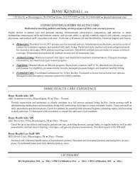 sample resume nutritionist objective professional resumes