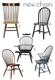 Types Of Antique Chairs Past U0026 Present Windsor Chair History Resources U2013 Design Sponge