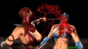 Skarlet Mortal Kombat Halloween Costume Skarlet Mortal Kombat Skarlet Mortal Kombat