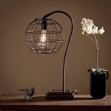 Edison Bulb Table Lamp Industrial Table Lamps You U0027ll Love Wayfair