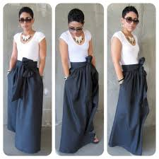 marvelous maxi skirts photo inspirations bottom skirt with pockets