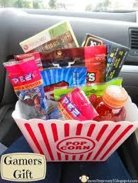 gamer gift basket gamer s gift basket snack and sprinkle some