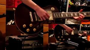 guitar cover backyard babies th1rt3en or nothing youtube