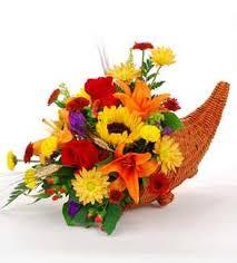 cornucopia arrangements thanksgiving flower delivery o fallon il larosa s flowers and