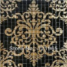 Gold Items Crystal Glass Mosaic Tile Wall Backsplashes by Gold Glass Mosaic Bathroom Shower Wall Tiles Design Random