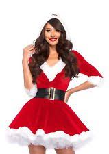 mrs santa claus costume mrs santa claus ebay