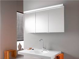 Bathroom Cabinet With Mirror And Lights Bathroom Cabinets With Lights Ikea Lighting Vanity Reviews