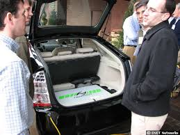toyota prius 2007 battery the energy a123systems li ion battery in prius