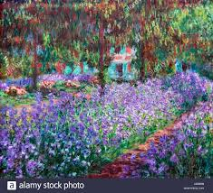 the monet family in their garden at argenteuil monet painting stock photos u0026 monet painting stock images alamy