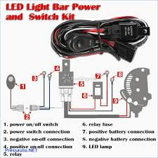 how to wire led light bar to high beam electrical wiring led light bar wiring harness diagram stream of