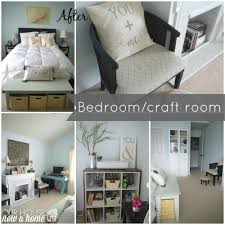Bedroom Office Bedroom Office Craft Room Reveal U2022 Our House Now A Home