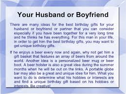 birthday ideas for boyfriend who has everything image