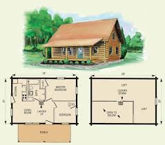 small cabin building plans cozy design small log home floor plans with loft 13 cabin with