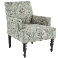 Pier One Accent Chair Liliana Turquoise Medallion Armchair Pier 1 Imports