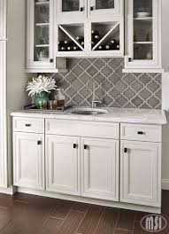kitchen backsplash cabinets 35 beautiful kitchen backsplash ideas white cabinets arabesque