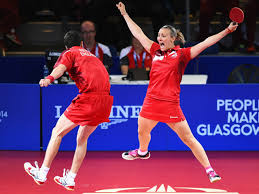 Table Tennis Doubles Rules Devastated
