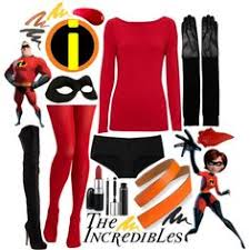 Incredibles Family Halloween Costumes Homemade Costume Incredible Holidays Homemade
