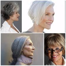 hairstyle for women over 50 with long nose hairstyle ideas for women over 50 new haircuts to try for 2018