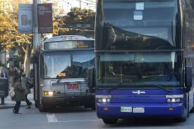 Bus Map San Francisco by Corporate Buses Symbol Of Changing San Francisco Gain Approval