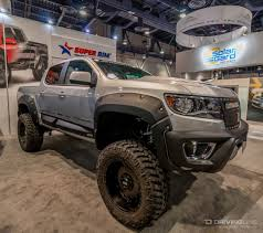 monster truck shows in colorado sema top ten trucks page 3 chevy colorado u0026 gmc canyon gm