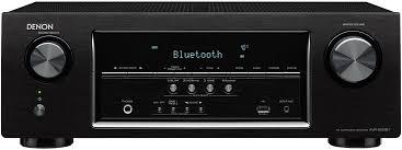 denon home theater denon avr s510bt 5 2 ch x 70 watts bluetooth a v receiver