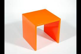 Orange Side Table Orange Side Table Bonners Furniture