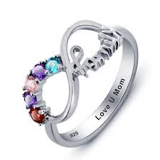 mothers day birthstone jewelry the best birthstone rings for will make you tons of