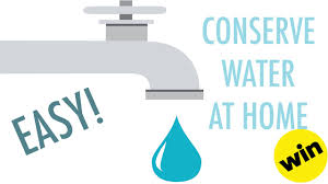 7 ways to conserve water at home youtube