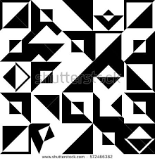 monochrome geometric pattern stock images royalty free images