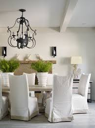 Dining Table Chair Covers Best 25 Dining Room Chair Slipcovers Ideas On Pinterest Dining