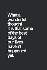 The Best Of The That - magic 3 what a wonderful thought it is that some of the best days