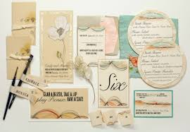 wedding stationery handpainted wedding stationery by momental designs ruffled
