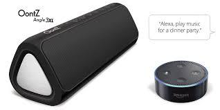 amazon scho dots on black friday pairing your oontz speaker to the amazon echo dot oontz by