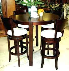 high top pub table set round pub table sets tall bistro table bistro table set target