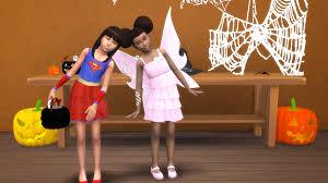 do you even mod halloween stuff sims 4