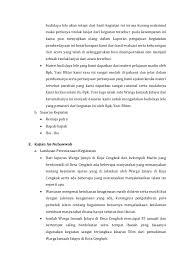 laporan kegiatan observasi dan usulan rencana kegiatan pemberdayaan s