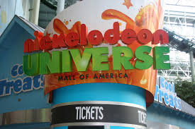 Map Mall Of America Mall Of America Wcco Cbs Minnesota