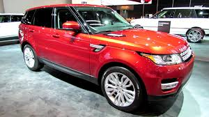 2015 land rover sport interior 2015 range rover sport hse exterior and interior walkaround