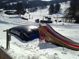 msnow for ski areas