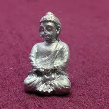 silver buddha ornament accessories 3513 from bromley craft