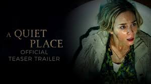 film into the woods adalah a quiet place 2018 official teaser trailer paramount pictures