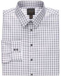 men u0027s grey dress shirts by jos a bank men u0027s fashion