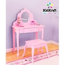 Little Girls Vanity Playset Girls Wooden Vanity Set Foter