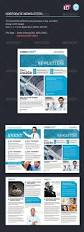 homeless shelter newsletter design template by stocklayouts work
