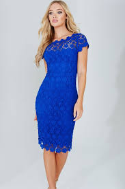 blue lace dress paper dolls blue crochet lace dress with v neck detail paper