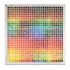 magic palette color mixing guide by color wheel cheap joe u0027s art